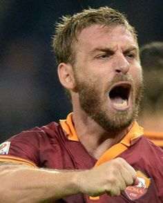 CHELSEA and Manchester United target Daniele De Rossi has revealed he considered leaving Roma this summer. As Roma, My Dream Team, Daily Star, Football Players, Manchester United, Rome, Chelsea, Target, The Unit