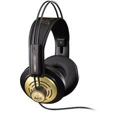 AKG K121 Studio Semi-Open Headphone (K121S)
