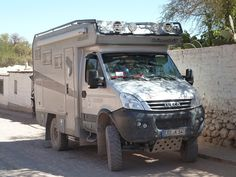 Camper Trucks - Página 7 - TwistedAndes Off Road Camper, Truck Camper, Camper Van, Iveco 4x4, Iveco Daily 4x4, Adventure Campers, Small Campers, Van Living, Expedition Vehicle