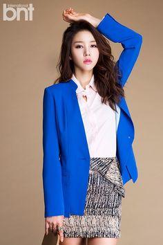 Kim Jung Min - bnt International March 2014