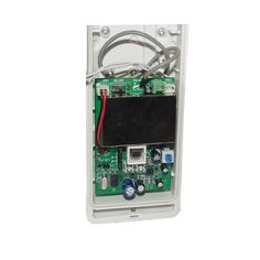 (57.00$)  Watch here  - Independent use PIR motion sensor infrared detector