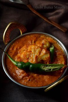 Gobi Butter Masala is one among those popular Butter Masalarecipes. Just like any butter masala/ makhani sauce, its a rich creamy buttery gravy that is served along with naan, roti or ...