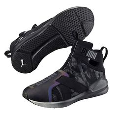 1d28b73df72 Puma Black Fierce Strap Swan Women s Training Shoes via  bestchicfashion