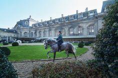 Le Château de Chantilly en Picardie © CRT Picardie
