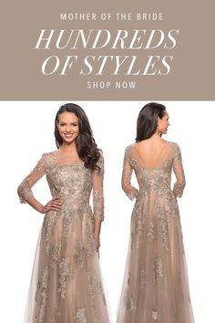 Mother Of The Bride Fashion, Mother Of The Bride Dresses Long, Mother Of Bride Outfits, Mothers Dresses, Mother Bride, Dream Wedding Dresses, Bridal Dresses, Wedding Gowns, Bridesmaid Dresses