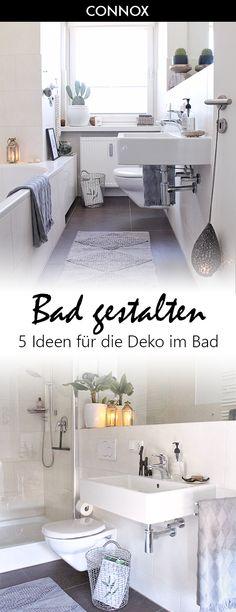 Moderne Badezimmer Dekoration? Heike (heikes_homestory auf Instagram