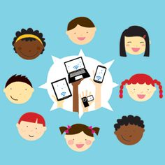 Resource Roundup on Digital Citizenship: A collection of articles, videos, and resources on cyberbullying, netiquette, and internet safety.