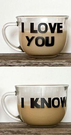 Star Wars Mug Decals ♡