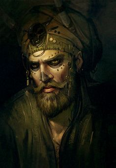 Kalam, Sam Hogg on ArtStation at https://www.artstation.com/artwork/w4gyZ