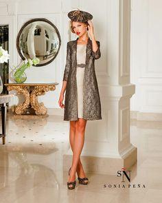 Uno de mis vestidos favoritos de Sonia Peña . Ref: 1160041