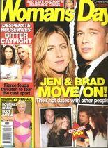Jennifer Aniston - Woman's Day