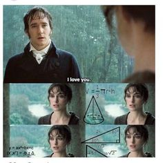 Pride and Prejudice and Memes More---And the rare occasion where both me and Elizabeth Bennet have the same reaction Sr Darcy, Pride And Prejudice And Zombies, Pride And Prejudice Quotes, J. R. R. Tolkien, Classic Literature, Period Dramas, Laugh Out Loud, I Movie, Good Movies