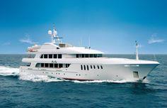 Visit picturesque Mediterranean islands Malta and Capri aboard charter yacht Mustique