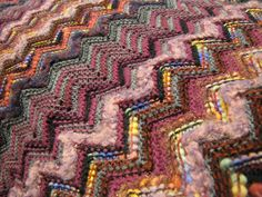 """Missoni - Made in Italy  Wool/poly/acrylic sweater knit  48"""" wide, $110 per yard"""