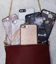 Our bag is full iPhone 6/6s, 6 Plus/6s Plus, 7 & iPhone 7 Plus Cases from Elemental Cases elementalcases.com