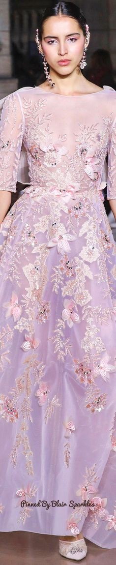 Georges Hobeika Spring Couture 2017 ♕♚εїз | BLAIR SPARKLES |