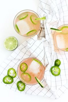 Spicy Paloma Cocktai