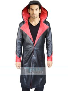 "#DeisreLeather Present An Exclusive Attire ""#DEVILMAYCRY"" For #DMC #FashionLovers. Grab It    Now And Spotlight Your #Personality. Best For The #Halloween. Order It And Attain #AmazingPrice With #FreeGifts And #WorldWide Shipping. Visit http://goo.gl/K1g8ix"