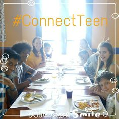 #ConnectFun with our teenagers :) #sunconnectatlantis