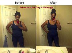 aumentare di peso su advocare cleanse