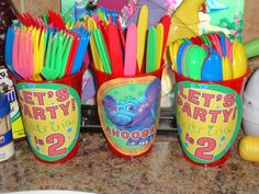 Katrina's birthday party by amazing Momma Amy Lafreniere Baby 1st Birthday, 3rd Birthday Parties, Birthday Ideas, Birthday Gifts, Birthday Stuff, So Creative, Party Planning, First Birthdays, Party Time