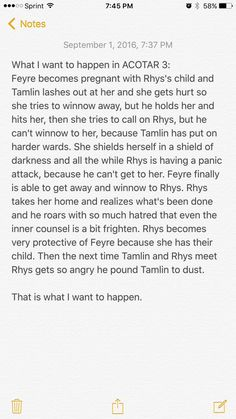 I want Rhys to beat up Tamlin but I'd rather see Feyre deal with him herself, she can handle it