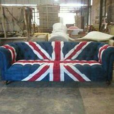 Enggland sofa