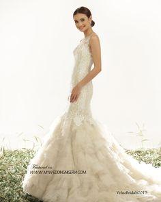 VELUZ BRIDALS 2015 Wedding Dress Collection