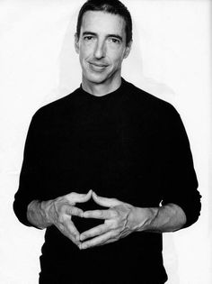 """Ron Reagan; I love when he's on MSNBC with some conservative and can say """"No, I'm sorry.  My father never believed that."""""""