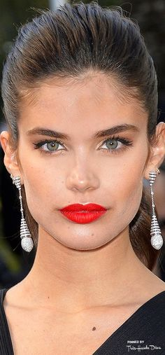 #Sara #Sampaio  ♔ Cannes Film Festival 2015 Red Carpet ♔ Très Haute Diva ♔