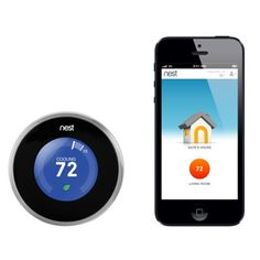 Nest Learning Thermostat Generation - Apple Store for Business (U. Nest Thermostat Review, Buy Iphone, Iphone App, Ipad Accessories, Tech Toys, Computer Repair, Tecno, Tech Gifts