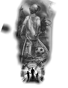 Trendy Tattoo Man Leg Internet - Trendy Tattoo Man Leg Internet Informations About Trendy Tattoo Hombre Pierna Internet Pin Y - Soccer Tattoos, Football Tattoo, Daddy Tattoos, Father Tattoos, Leg Tattoos, Sleeve Tattoos, Body Art Tattoos, Tattoos For Guys, Small Tattoos