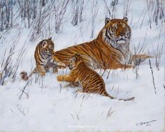 """My Two Sons"" by John Banovich, 8x10 Oil on Belgian Linen, Private Collection"