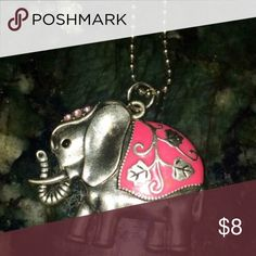 🆕Long Elephant Necklace New :) Jewelry Necklaces