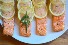 The Perfect Salmon from Healthy Julie www.healthyjulie.com