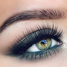 ~ we ❤ this! moncheriprom.com  #prommakeup