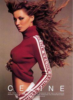 Gisele Bundchen - Celine campaign.