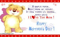 -cute to send to one of your parents