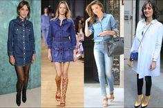 Tendance 2015 : adoptez le jean sous toutes ses formes.