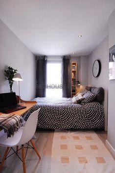 best small bedroom design ideas for your kids 8 Small Apartment Bedrooms, Small Room Bedroom, Small Rooms, Small Apartments, Bedroom Decor, Tiny Bedrooms, Storage In Small Bedroom, Very Small Bedroom, Zebra Bedrooms