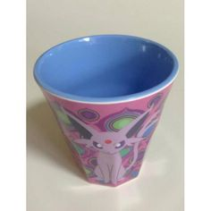 Pokemon Center 2012 Espeon Collection Eevee Plastic Cup