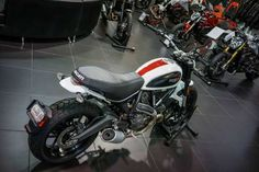 Ducati Motorcycle -                                                              2015 Custom DUCATI SCRAMBLER ICON, Brea CA - - Cycletrader.com