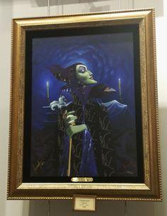 Disney Maleficent, Artists, Artwork, Painting, Work Of Art, Auguste Rodin Artwork, Painting Art, Artworks, Paintings