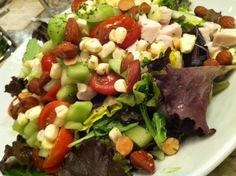 Turkey and Feta Salad from Sauce