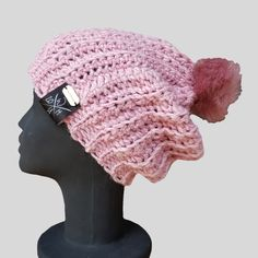 Beanie, Flamingo, Winter Hats, Fashion, Teal Scarf, Cool Beanies, Flamingo Bird, Moda, Beanies