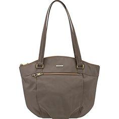 391918e034 anti-Theft Dome Top Bucket Handbag with RFID protection Bucket Handbags