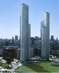 Algunos de los edificios mas altos de BUENOS AIRES