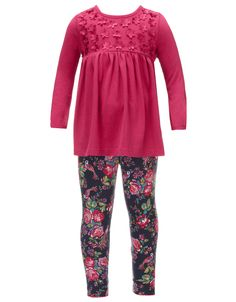 Baby Jessica Top and Legging Set | Multi | Monsoon