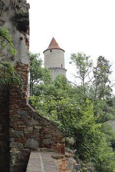 Zvikov Castle, south Bohemia, Czechia