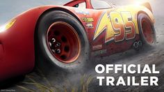 One last chance. One more dream. ⚡ Watch the new Cars 3 trailer. Blindsided by a new generation of blazing-fast racers, the legendary Lightning McQueen (voice of Owen Wilson) is suddenly pushed out of the sport he loves. To get back in the game, he. Cars 3 Trailer, Hd Trailers, Disney Sign, Disney Pixar Cars, Cars 3 Full Movie, Oscar Cartoon, Car Activities, Owen Wilson, Historia